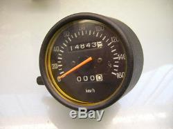 Speedometer Good Speedo / Guter Tachometer Tacho Xt 250 Dt 250 MX Cockpit