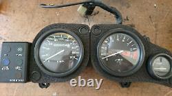 Speedometer gauge Tachoeinheit Instrumente Africa Twin XRV750 RD07