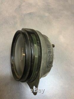 Stewart Warner Old Military Army Tank Nos Amp Gauge Vintage Dash Instrument Scta