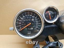 Suzuki Bandit GSF1200 MK1 Instruments Clocks Speedo MPH UK spec Fits 1996 2000