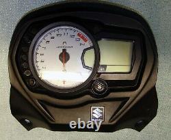 Suzuki Bandit GSX 650F Original Tachometer Tacho Cockpit Speedometer Instrumente