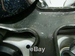 Suzuki SV 650 N Tacho Tachometer Speedometer SZ 0461-001