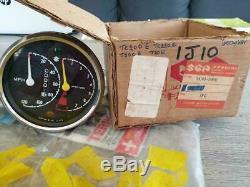 Suzuki T20 Supersix TC250 T200 Speedometer Tachometer speedo BRAND NEW MPH