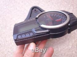 Tacho Meter Cockpit Suzuki GSXR 750 L1-L7 speedometer instruments 2013 20.100km