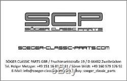Tacho Porsche 356 pre A VDO 7/54 tach speedometer speedo Speedster Tachometer