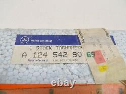 Tacho Tachometer ASD 1245429069 Mercedes NOS NEU