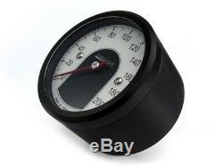 Tacho Tachometer Speedo Tachymètre Motogadget motoscope Tiny schwarzer Ring