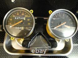 Tachometer Drehzahlmesser Cockpit speedometer Honda CB 400 N 23720 km