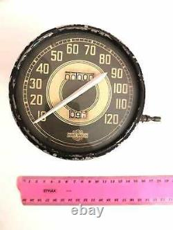 Tachometer Harley Davidson 1930s / WL WLA Speedometer