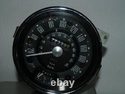 Tachometer/Speedometer SN4421-33, Mini Cooper S, 3,441, Mini Classic
