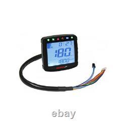 Tachometer Tacho Xr s 01 Koso digital blau E Zeichen für Zongshen Explorer Fly