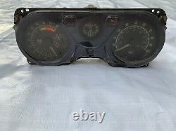 Trans Am Firebird Formula Gauge Dash Cluster 1974 1981 100 MPH 6k Tachometer