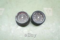 Triumph Smiths Gauges Speedometer Tachometer Speedo T120 Tr6 T140 T150 2066