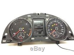 VOLKSWAGEN VW PASSAT B6 DIESEL KM/H Tacho Instrument Cluster Speedo 3C0920872G