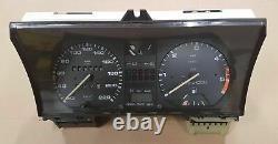 VW GOLF MK2 GTD TD TDi TURBO DIESEL SPEEDO CLOCKS INSTRUMENT CLUSTER REVS MFA