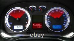VW Golf 4 Bora Tacho Kombiinstrument MFA Sport Edition 1J5920826C R32 W8 style