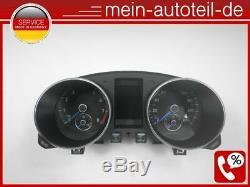 VW Golf VI R 265PS Kombiinstrument Tacho FIS 300km/h 5K6920883L 5K6920883 D