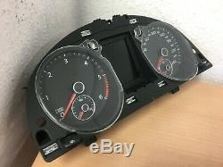 VW Passat 3C B6 Tacho Kombiinstrument Speedometer Tachometer 3C0920872G