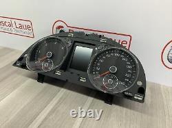 VW Passat 3C B7 2.0 TDI Kombiinstrument Tacho Farbdisplay 3AA920880C