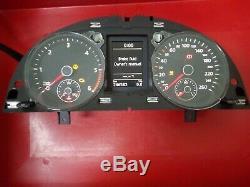 VW SPEEDOMETER Tacho Kombiinstrument 3C0920872B /FAST Courier