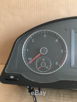 VW Tiguan 5N 5N0 5N1 2,0 TDI Kombiinstrument 31696km Tachoanzeiger Tacho 240 Kmh