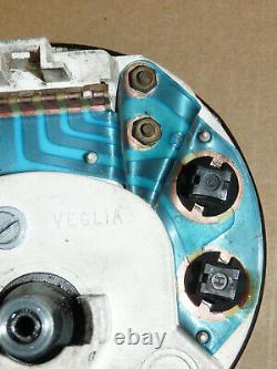 Vespa PX 80 125 200 lusso arcobaleno Tacho Tachometer Veglia speedometer speedo