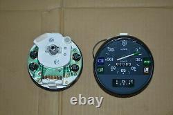 Vespa Px 80 125 200 Lusso Tachimetro Tachometer Speedo Contachilometri Veglia Pi