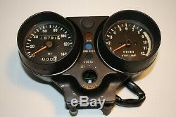 Vintage 1974 Kawasaki H1 Triple Speedometer Tachometer Speedo Gauge Drag race
