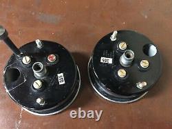Vintage Norton Smiths Tach Speedo Speedometer Set RSM3003/21 & SSM4003/00 1000