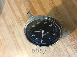 Vintage Smiths Speedometer 35 36 37 38 39 Ford Hot Rod Lincoln Rat Scta Trog