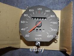 Volvo 740 760 780 Tachometer 220Km/h Yazaki speedometer NOS new old stock