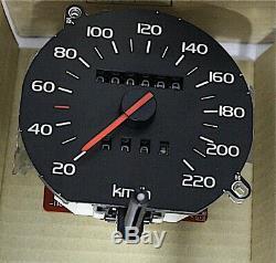 Volvo 740 760 780 Tachometer speedometer NOS new old stock