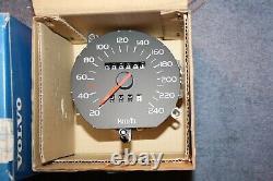 Volvo 740 780 Turbo Tachometer speedometer NOS new old stock