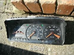 Vw Corrado 2.9 Vr6 Speedo Clocks Dials Instrument Cluster Speedometer 122k