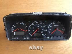 Vw Corrado 2.9 Vr6 Speedo Clocks Dials Instrument Cluster Speedometer 155k