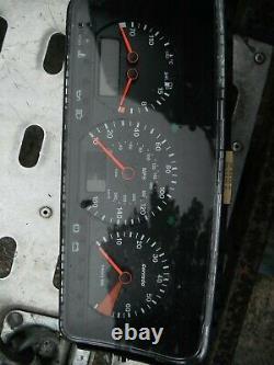 Vw Corrado 2.9 Vr6 Speedo Clocks Dials Instrument Cluster Speedometer 210k