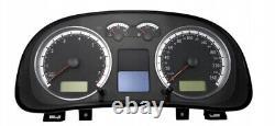 Vw Golf Bora Instrument Cluster Speedo Tacho Sport Edition Mfa Fis 1j5920826a