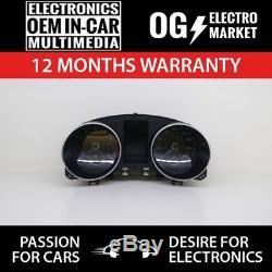 Vw Volkswagen Golf 6 R Gti Instrument Cluster Speedometer Gauge Tacho 5k6920872b