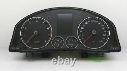 Vw Volkswagen Scirocco Instrument Cluster Speedometer Gauge Tacho 1k8920870f