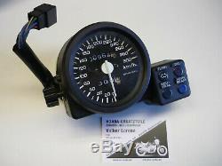 Wie NEUOriginal HONDA VFR750R RC30 Tachometer VFR 750 R speedometer assy as new