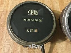 X2 20s 30s SPEEDOMETER AUBURN CORD DURANT VINTAGE DASH INSTRUMENT GAUGE PACKARD