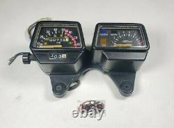YAMAHA XT (XT 550) OEM Instrument gauge/ speedo/ tach/ odo cluster unit